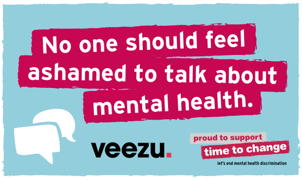 Veezu Mental Health Day